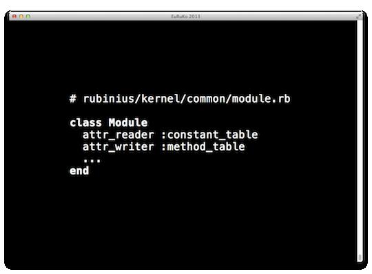Terminal Keynote Code