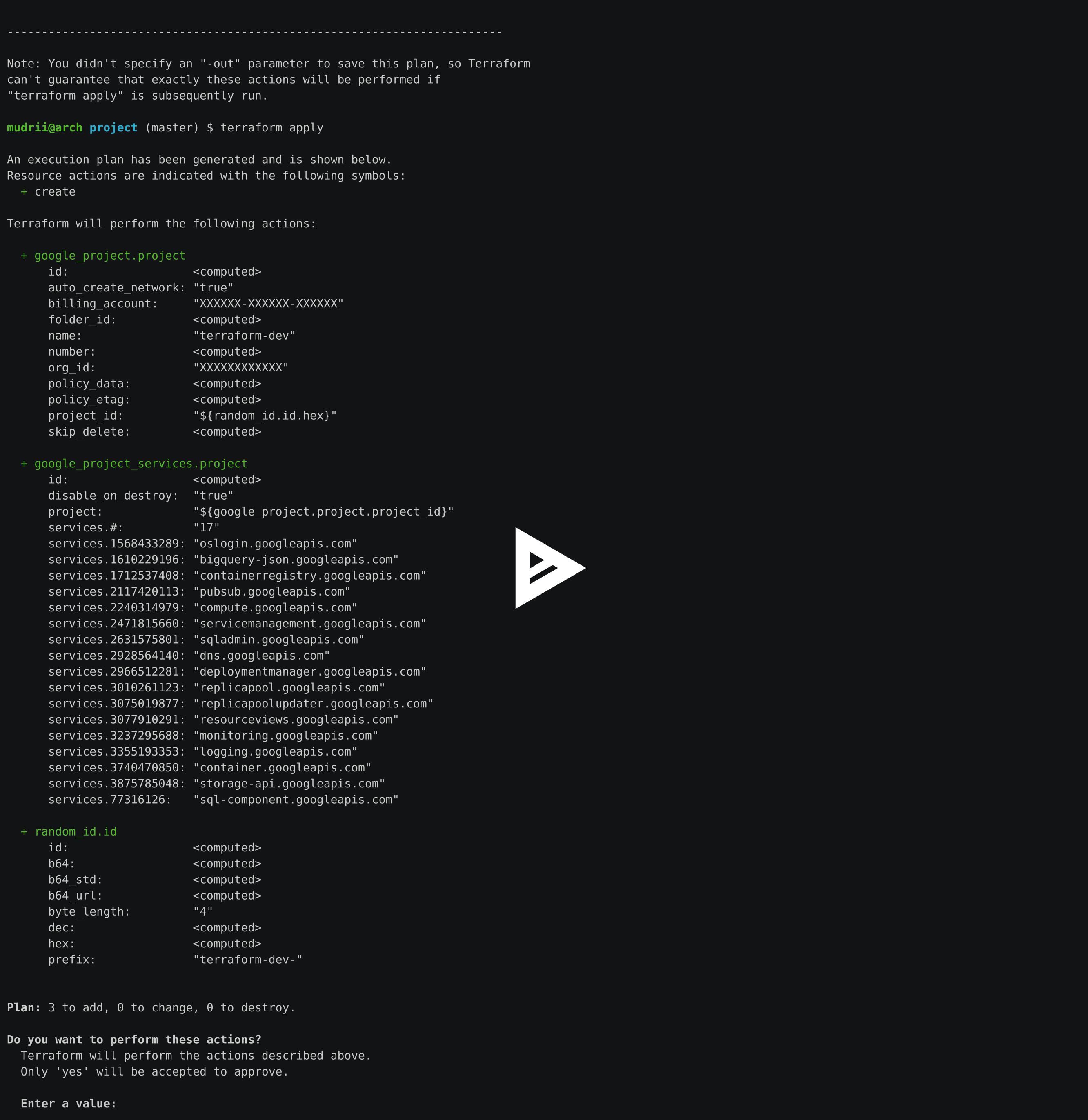 GitHub - mudrii/gke_sql_terraform