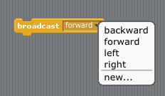 broadcast blocks