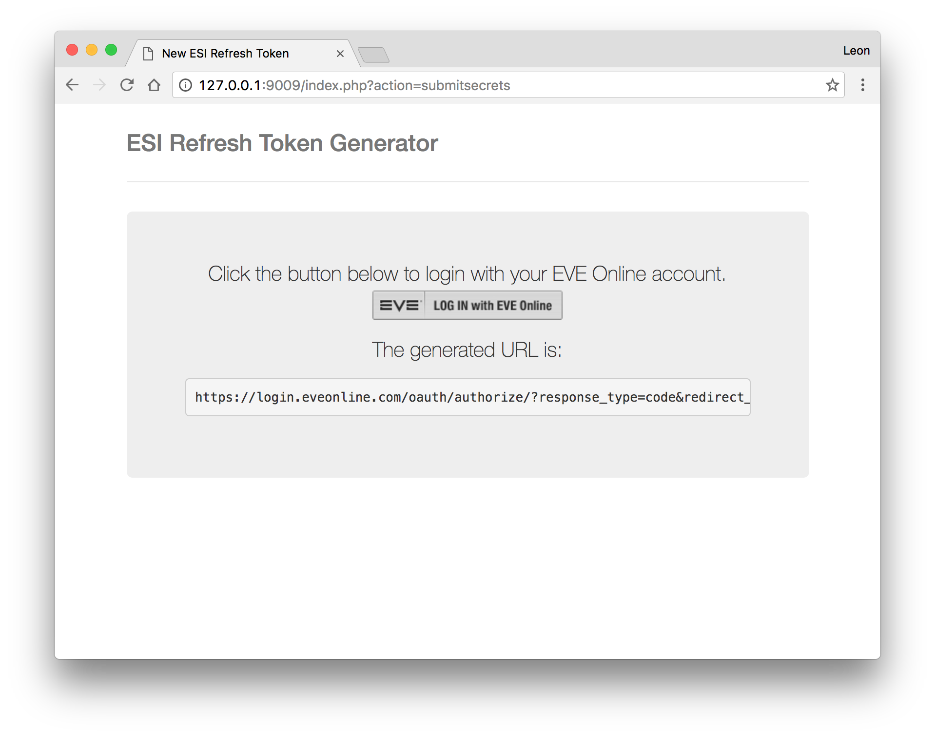 Getting A Refresh Token · eveseat/eseye Wiki · GitHub