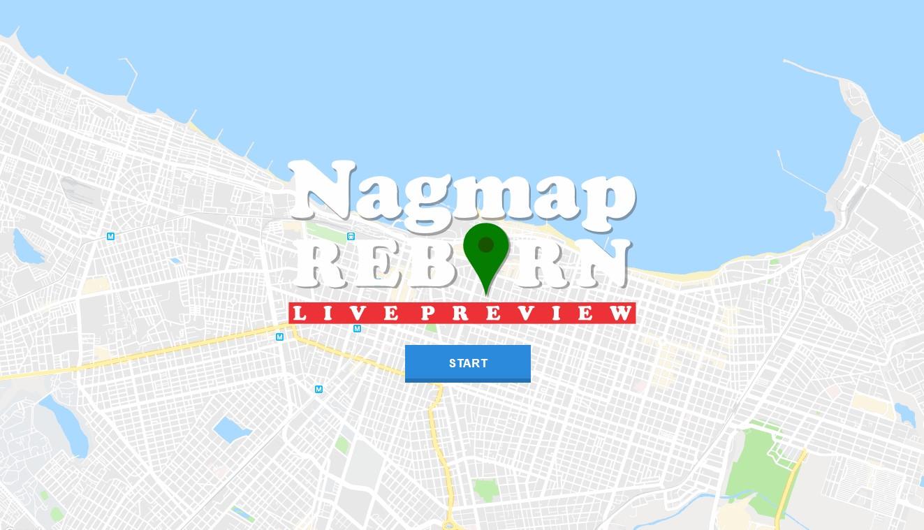 Nagmap Reborn live preview