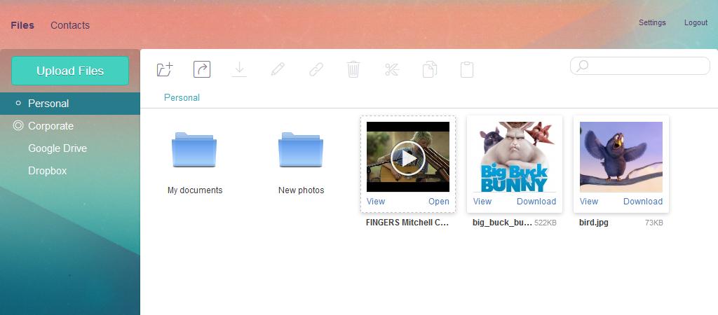 GitHub - afterlogic/aurora-files: Aurora Files is an open ...