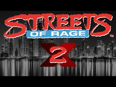 Streets of Rage2X
