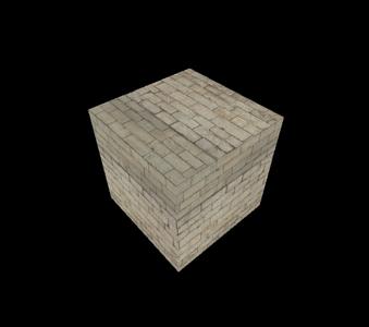 Textured Cube