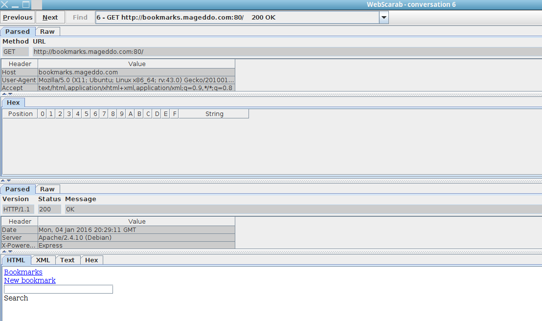 Add json viewer on visualizer · Issue #23 · OWASP/OWASP