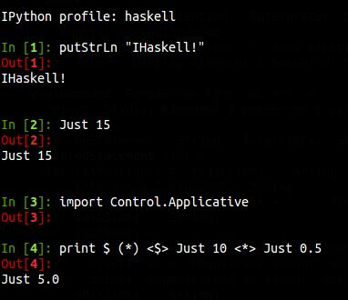 IPython Console