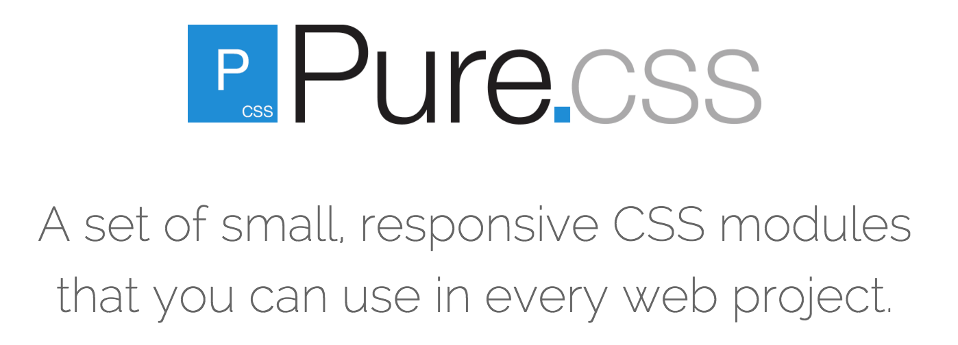 PureCSS-Logo-Intro