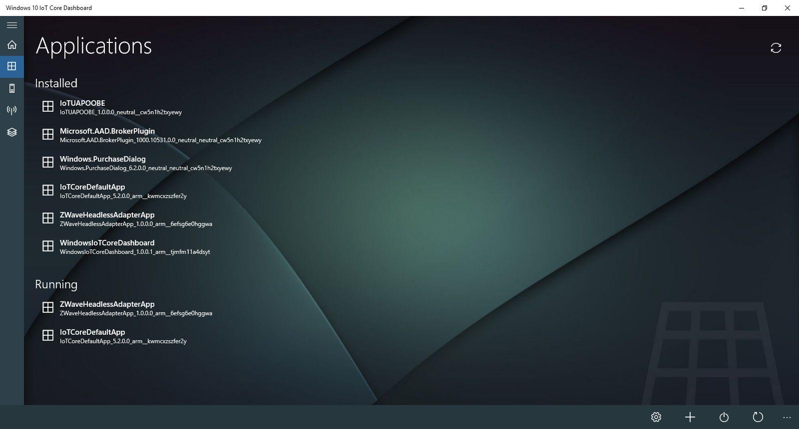 GitHub - hyprsoftcorp/WindowsIoTCoreDashboard: The Windows