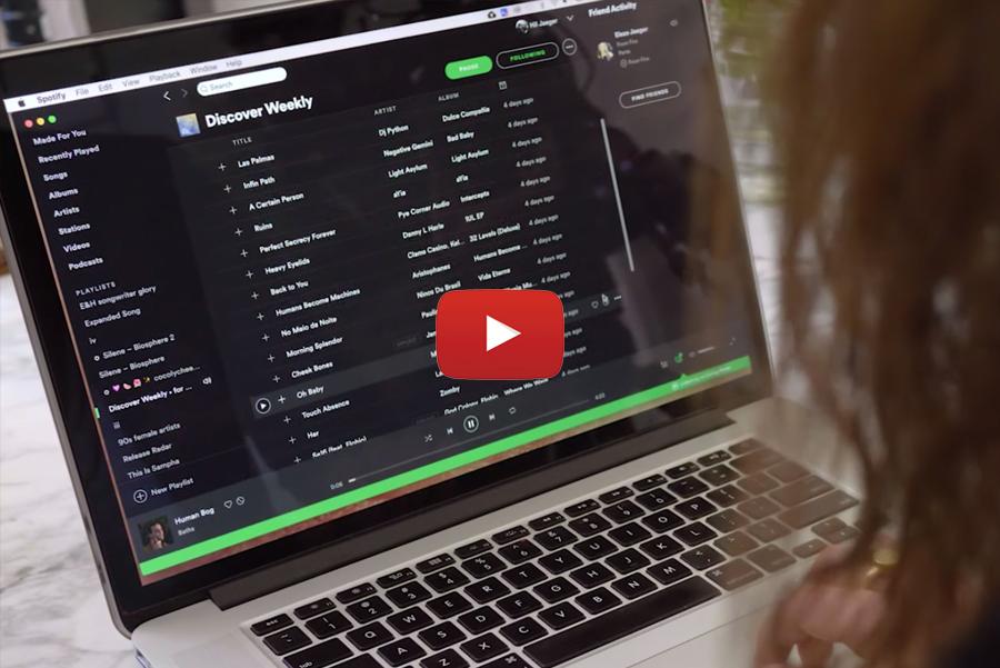 Spotify · GitHub