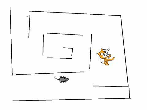 Mišo i Ciukalo: Cat and Mouse