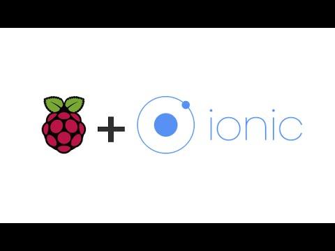 GitHub - sedusa/raspi-ionic-iot: A simple IOT project using