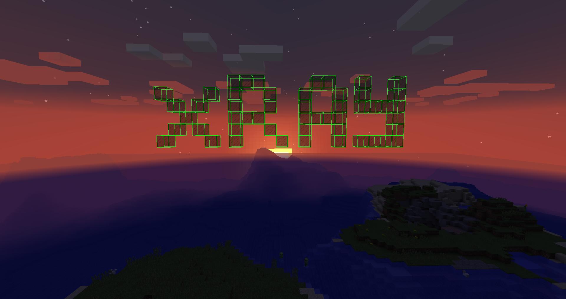 minecraft xray mod 1.8 forge download