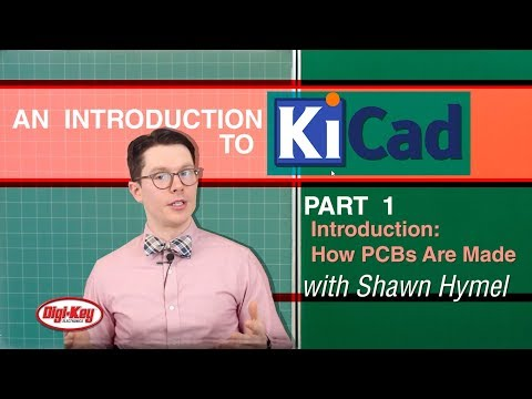Introduction to KiCad - Design your own PCB