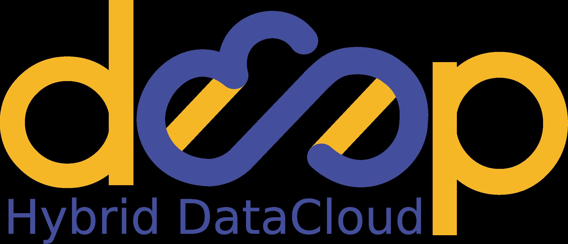 DEEP-Hybrid-DataCloud logo