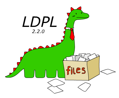 ldpl 2.2.0