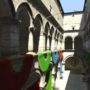 Sponza Runtime Lightmaps