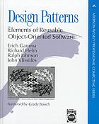 Design Patterns Book