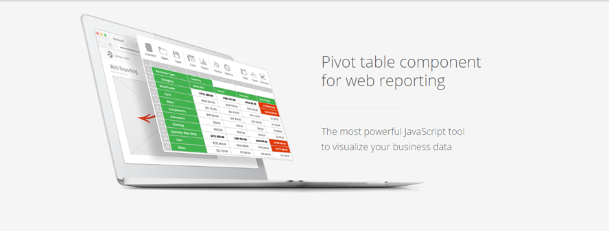 Flexmonster Pivot Table & Charts