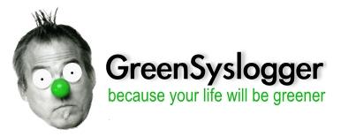 GreenSyslogger logo