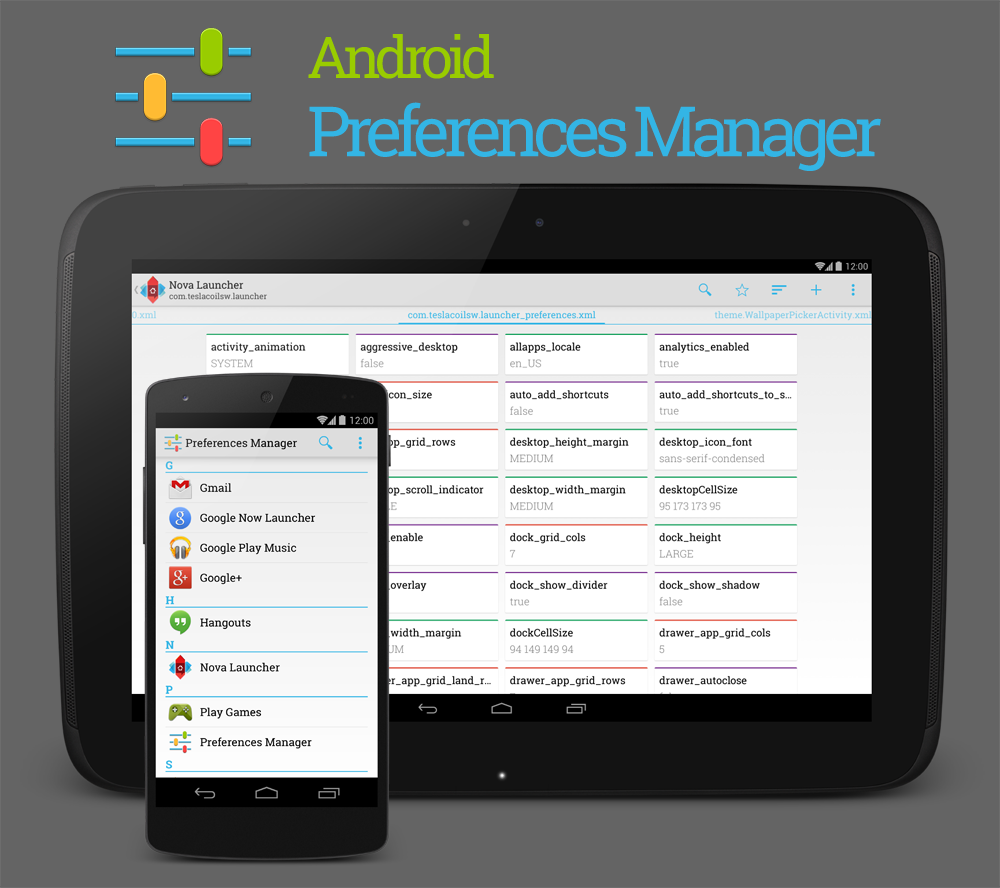 Android-PreferencesManager