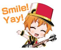 smile yay!