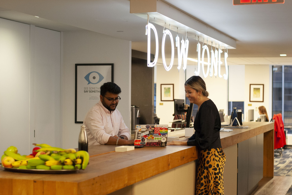 Dow Jones: Collaborate