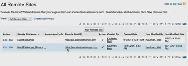 Salesforce Summaries – Integrating Third-party APIs Using