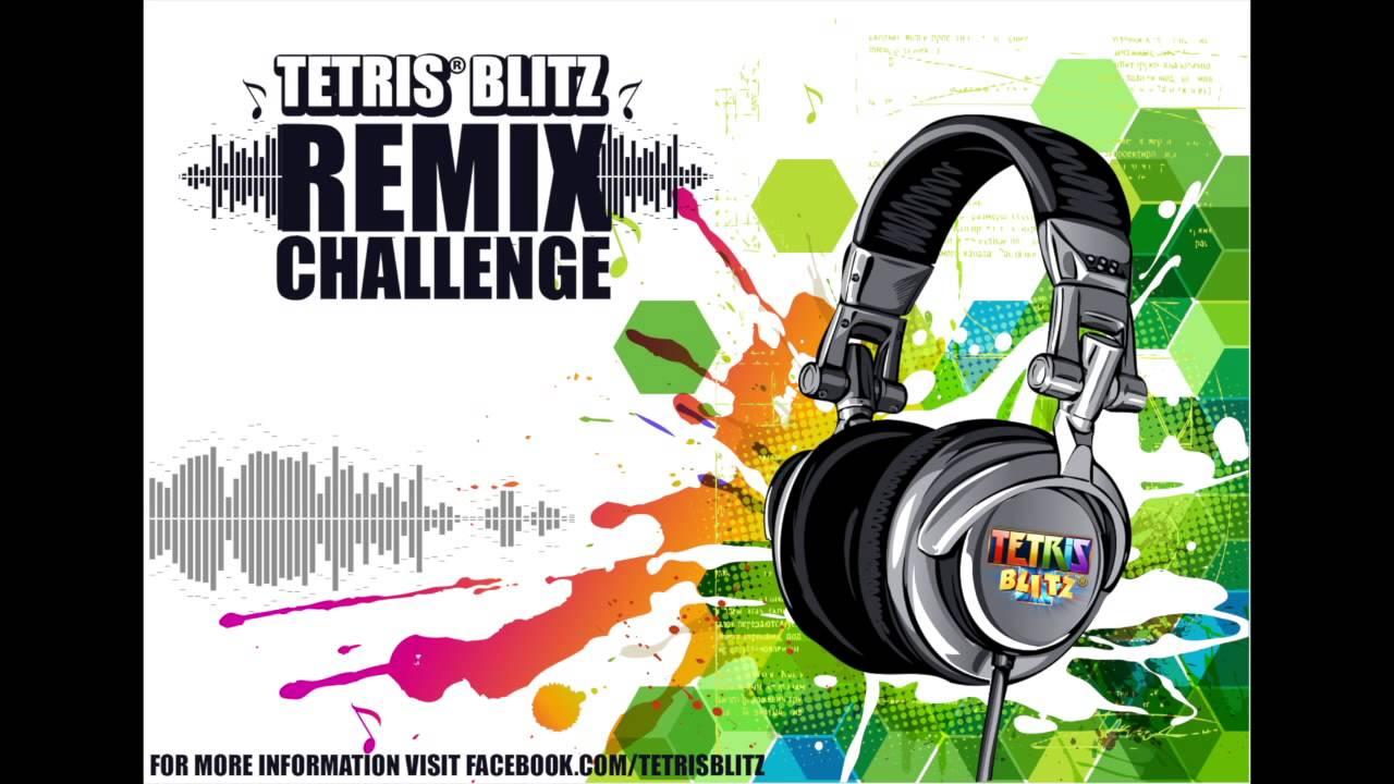 Tetris Blitz remix winner - Mighty Remix!