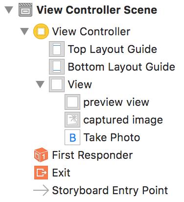 Creating a Custom Camera View · codepath/ios_guides Wiki · GitHub