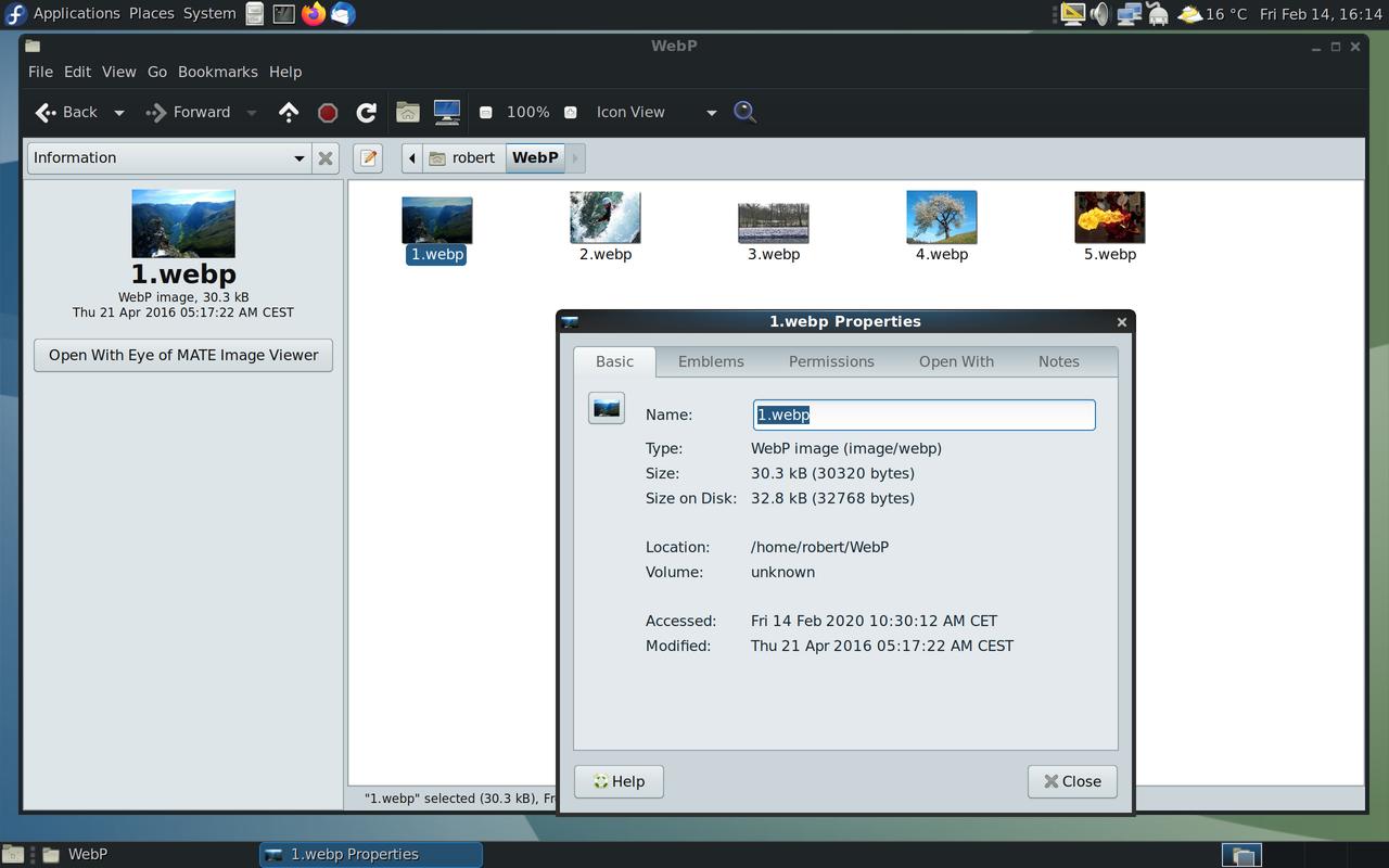 Caja Screenshot