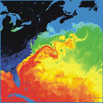 Gulf stream (Public domain)