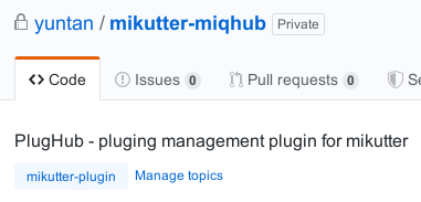 topic:mikutter-plugin