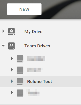 Access to Team Drives (gdrive) · Issue #885 · rclone/rclone