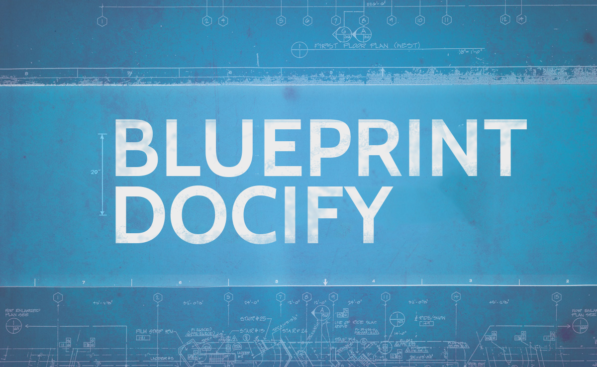 Github kirkstrobeckblueprint docify autogenerate api blueprint readme malvernweather Choice Image
