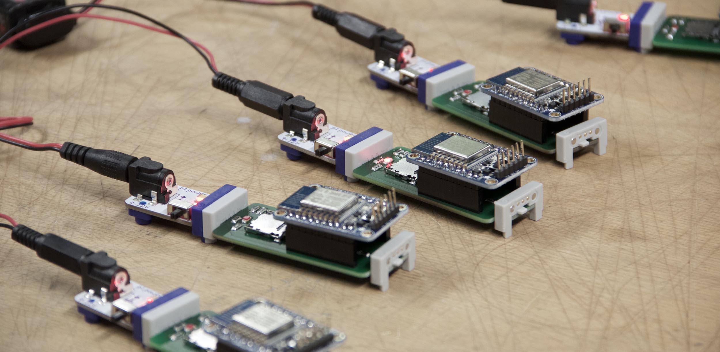 Multiple ShifterBits