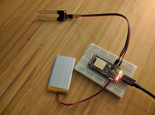 GitHub - Radau/Arduino-Plant-Monitor: Plant Monitoring system using