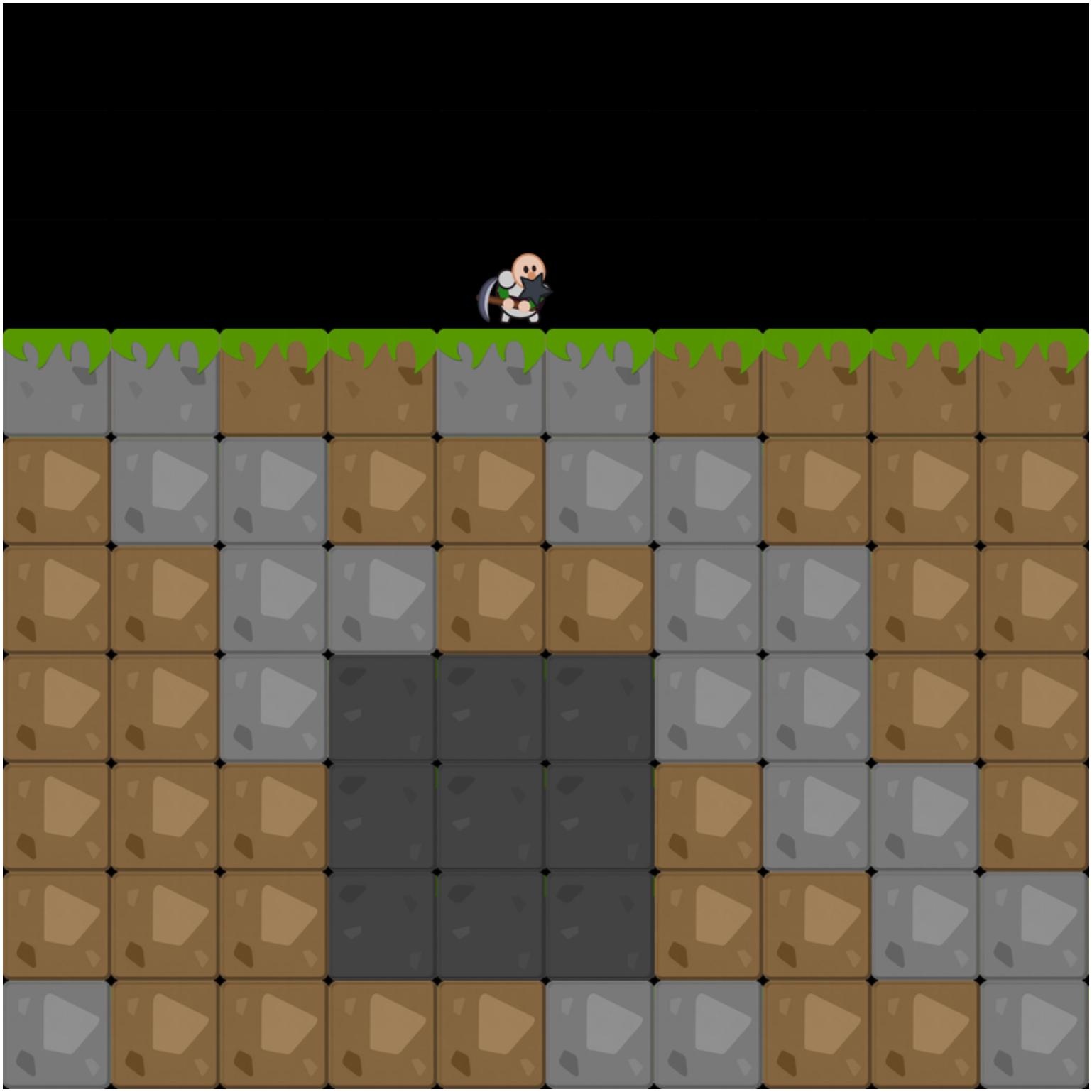 DiggyHole Screenshot1