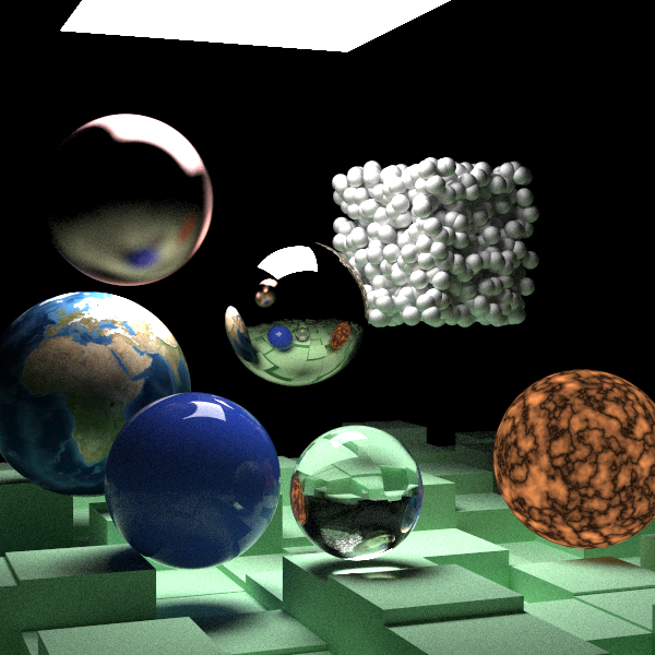 Ray Tracing: The Next Week