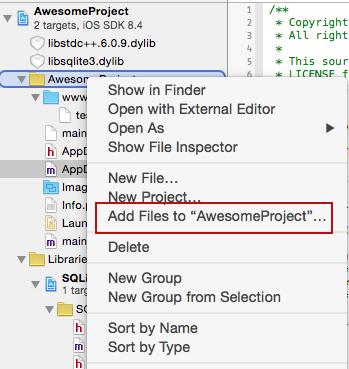 GitHub - andpor/react-native-sqlite-storage: Full featured SQLite3