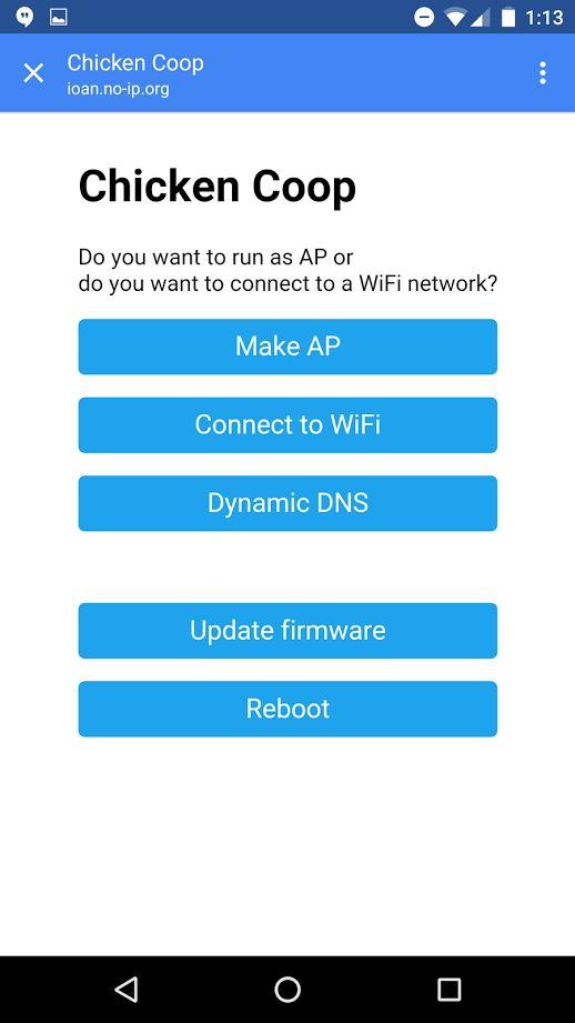 Wifi Mode