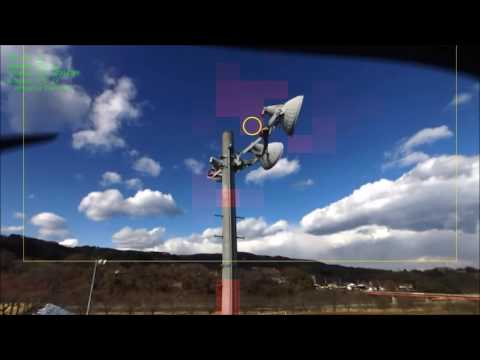 APMcopter+OpenKAI+ZED: visual obstacle avoidance