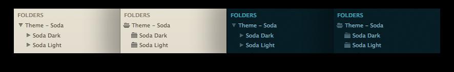 Sodarized Folder Icons