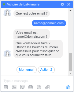 FB Messenger Bot