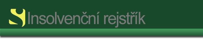 Insolvencni rejstrik logo