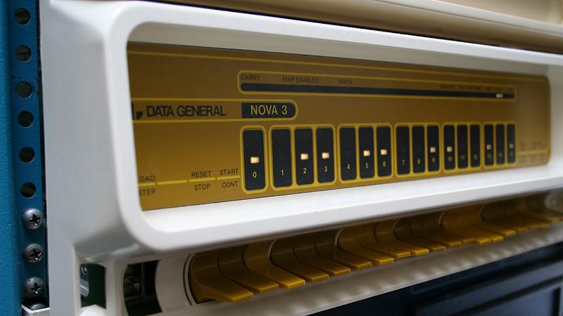 Data General Nova 3