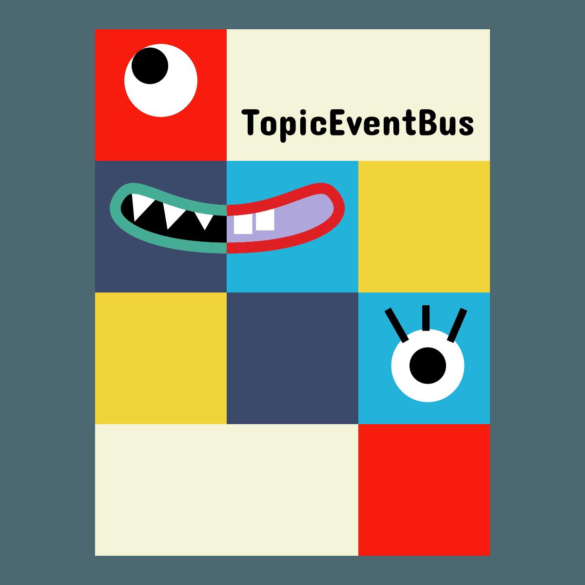 TopicEventBus Icon