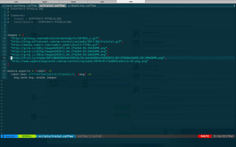 Vim-screenshot2