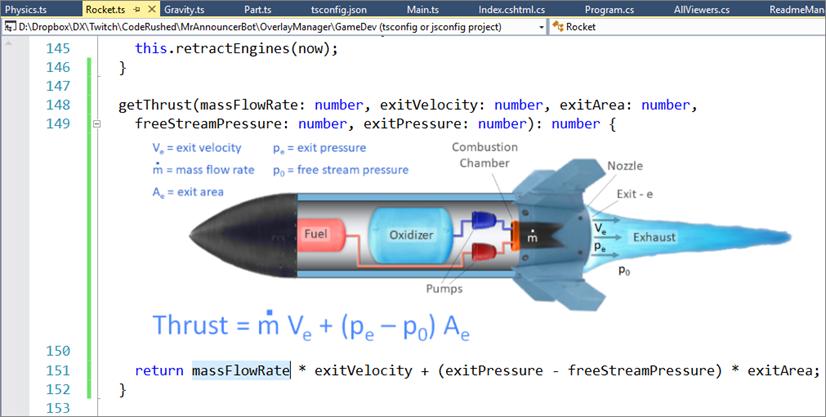 Sample Embedded Image in Code