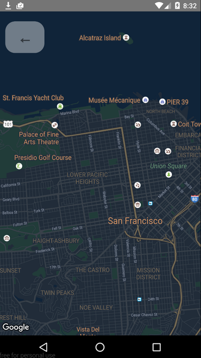 GitHub Airbnbreactnativemaps React Native Mapview Component - React us heat map