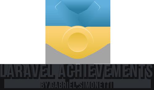 Laravel Achievements Logo